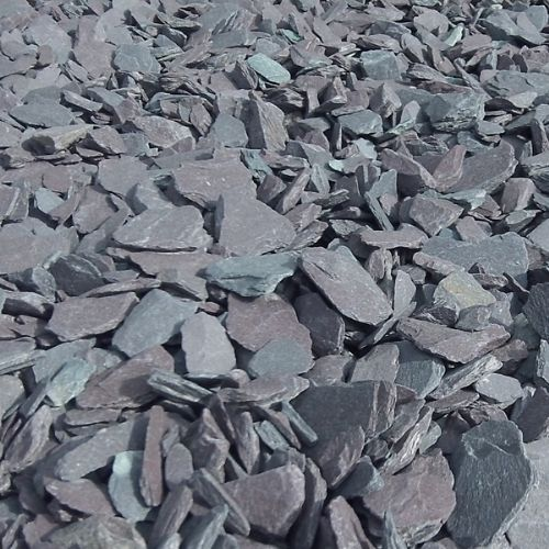 Blue Slate 40mm - Large Bag - 25kg